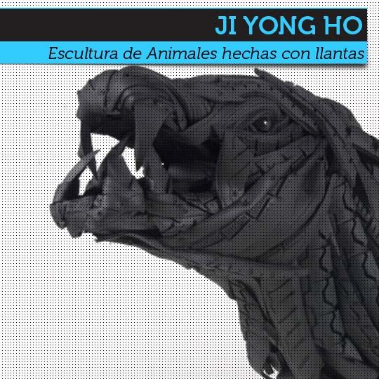 Escultura de JI YONG HO