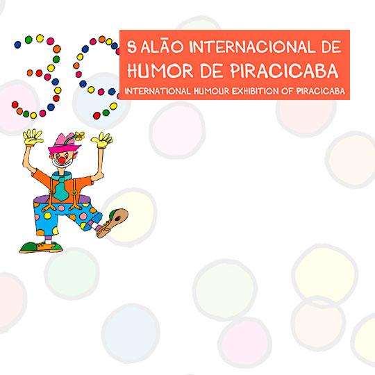 39º Salón Internacional del Humor de Piracicaba.