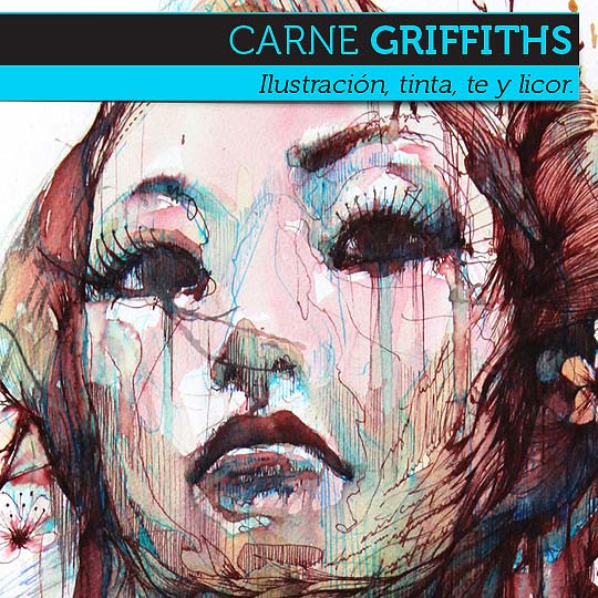 Ilustración de CARNE GRIFFITHS
