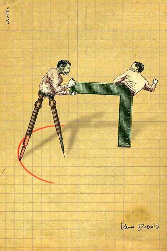 Ilustración de DENIS DUBOIS