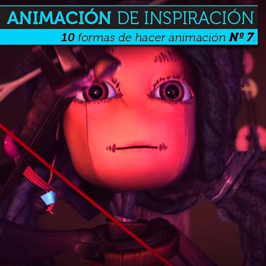 Animación. Diez formas de hacer animación Nº 7