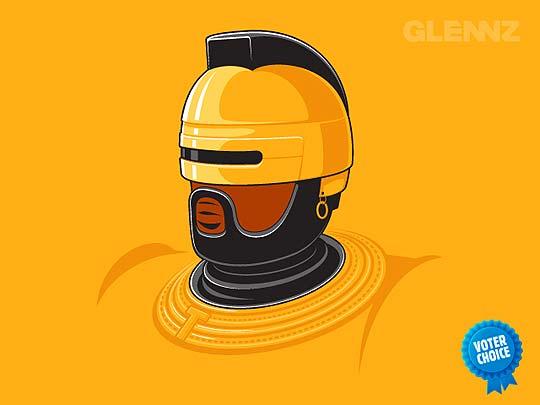 Ilustración, diseño y creatividad de GLENN JONES