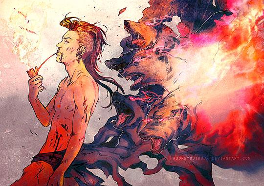 Ilustración, pintura y dibujo. 10 imágenes para inspirarse Nº 2.