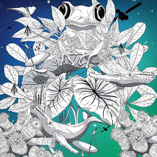Ilustración de JHONY VELASCO