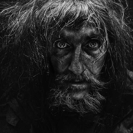 Fotografía de LEE JEFFRIES