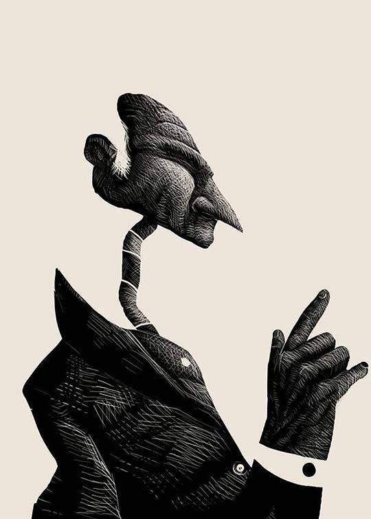 Ilustración. Versatilidad y talento de MANUEL CANALES