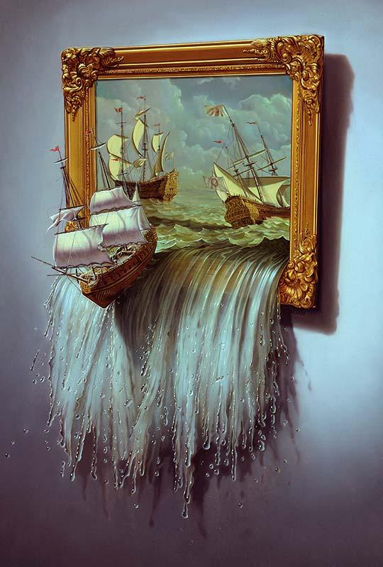 Ilustración de TIM O'BRIEN