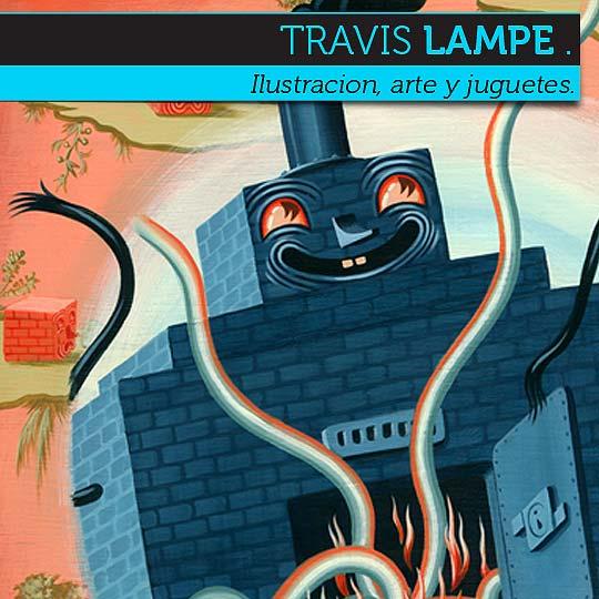 Ilustración de TRAVIS LAMPE