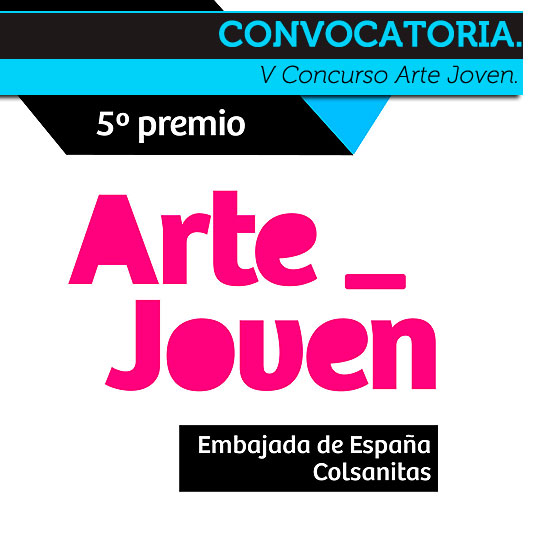 Convocatoria. V Concurso Arte Joven.