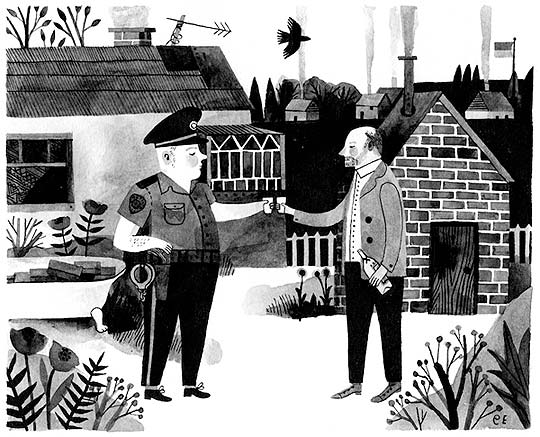 Ilustración de CARSON ELLIS