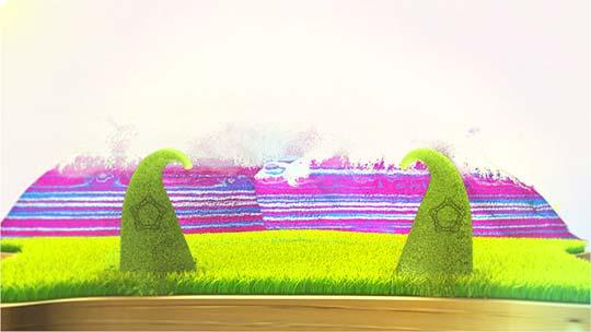 Animación y Motion Graphics. Empori de DUVAN LOPERA.