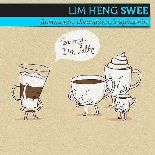 Ilustración de LIM HENG SWEE