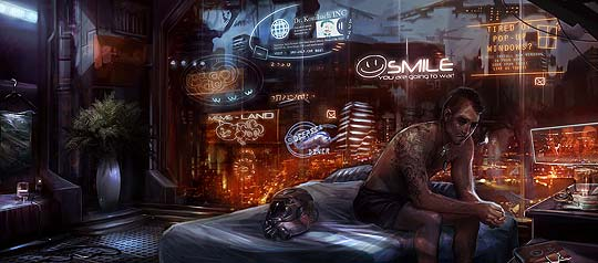 Concept Art para videojuegos de RIANA MOLLER.