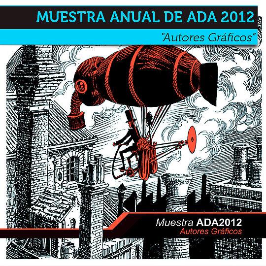 Muestra anual de ADA 2012.