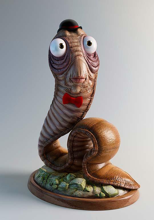 3D de DARKO VUCENIK