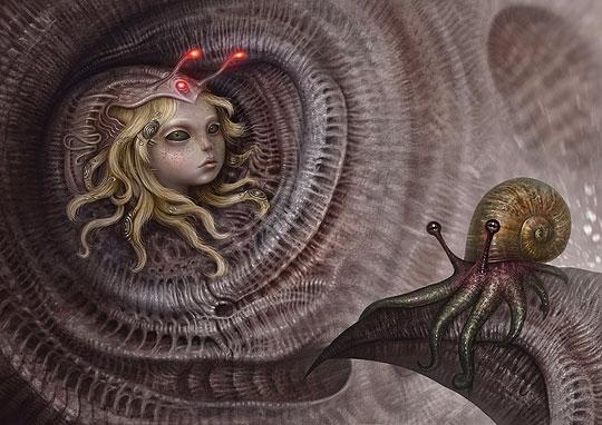 Ilustración de LIRAN SZEIMAN aka Liransz.