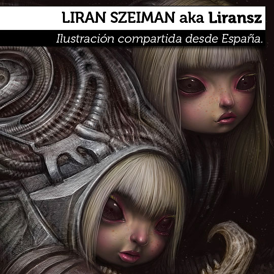 Dolls from the hole V1 de LIRAN SZEIMAN aka Liransz.