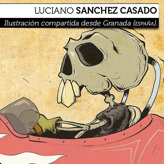 Ilustración de LUCIANO SÁNCHEZ CASADO