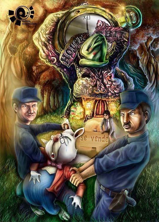 Ilustración de MATOS ILUSTRADOR