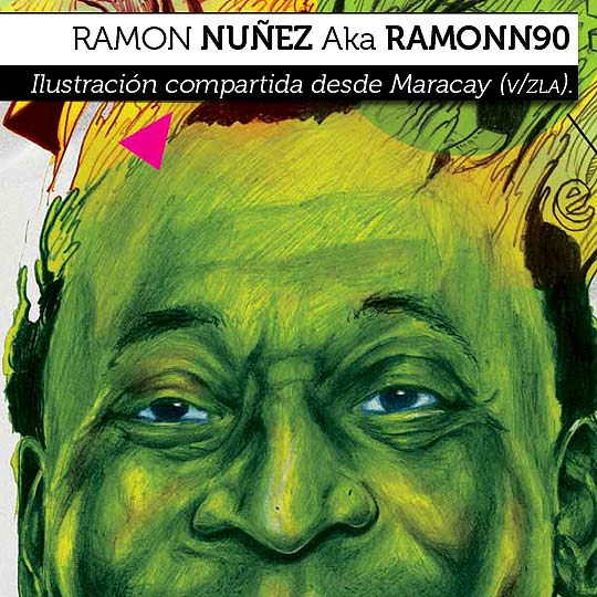 Ilustración de RAMON NUÑEZ Aka RamonN90