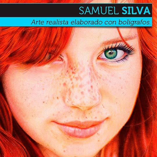 Dibujo realista de SAMUEL SILVA
