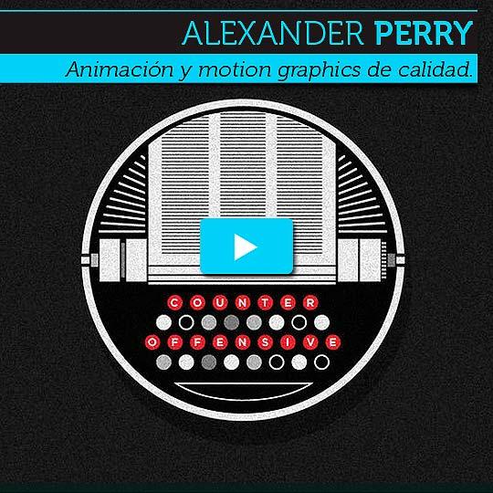 Animación de ALEXANDER PERRY