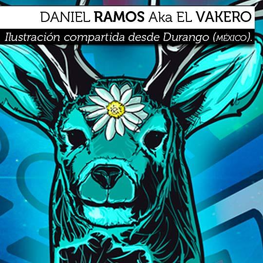 Ilustración de DANIEL RAMOS Aka El Vakero