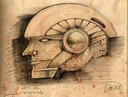 Ilustración de DARÍO BOLÍVAR Aka Dariobol