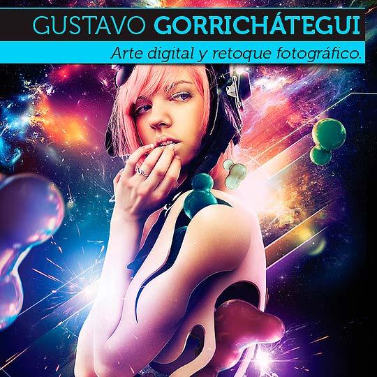 Arte digital de GUSTAVO GORRICHÁTEGUI