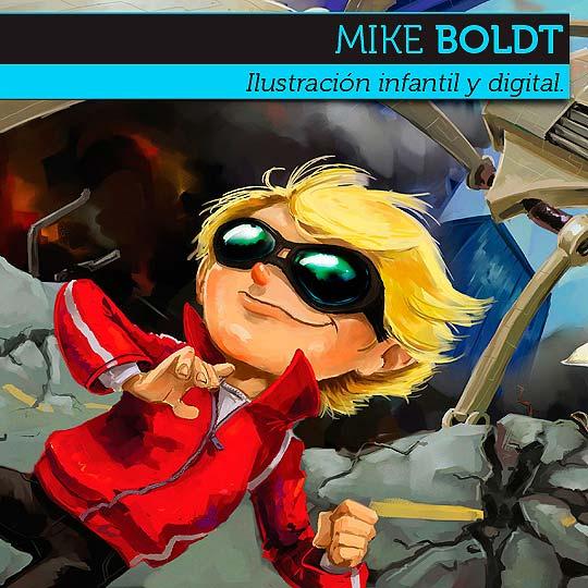 Ilustración de MIKE BOLDT