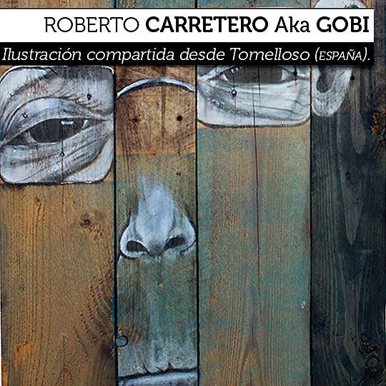 Ilustración de ROBERTO CARRETERO Aka GOBI