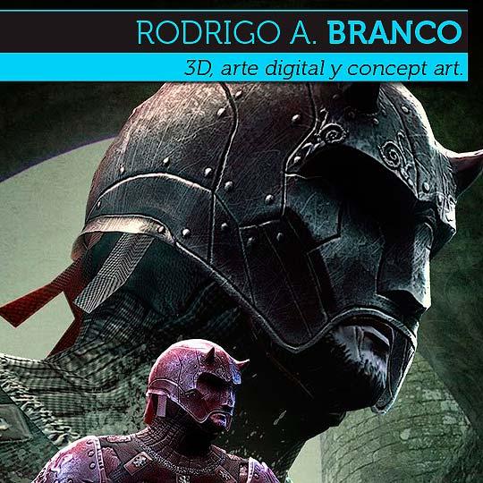 Arte digital de RODRIGO A. BRANCO