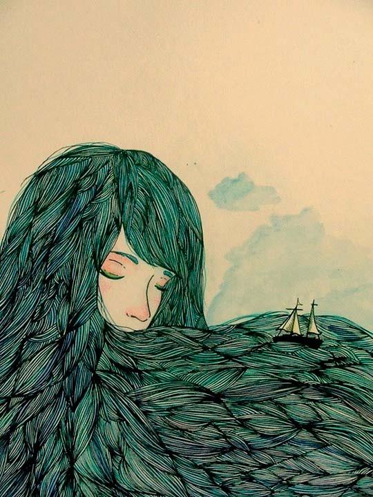 Ilustración de SAIZ JONATHAN