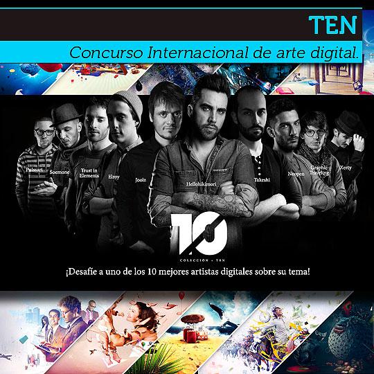 Fotolia lanza su Concurso internacional TEN.