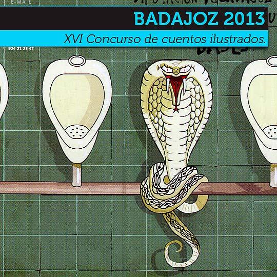 Convocatoria. Concurso de cuentos ilustrados BADAJOZ 2013