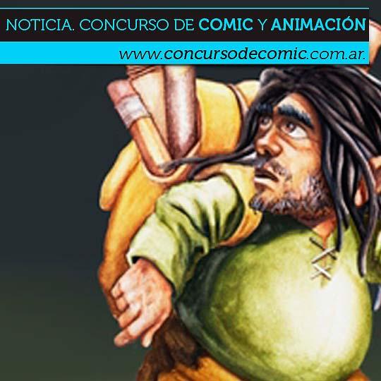 4º Concurso Iberoamericano de Comic y Animación