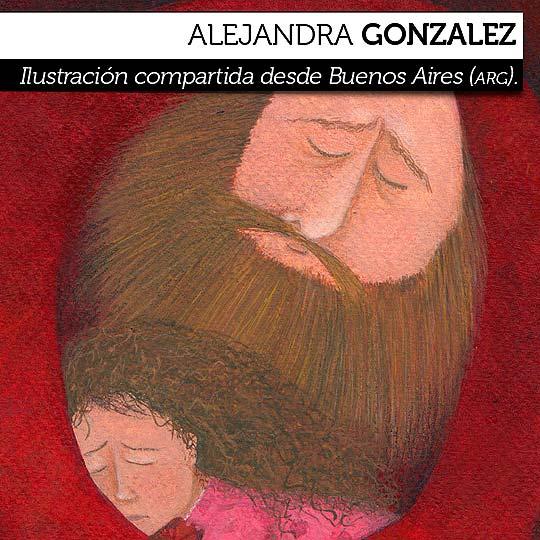 Ilustración de ALEJANDRA GONZÁLEZ