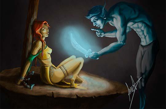 Ilustración de AMPARO MADERA ALBORS