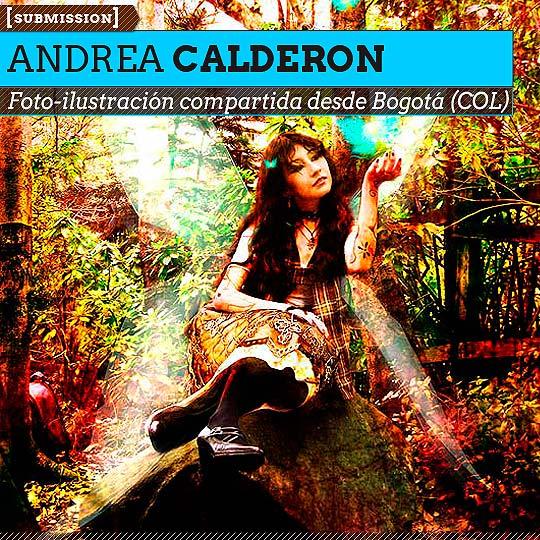 Ilustración de ANDREA CALDERON
