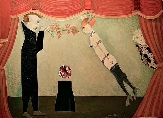 Ilustración de ANITA DOMINONI