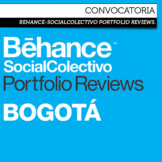 BEHANCE-SOCIALCOLECTIVO PORTFOLIO REVIEWS.