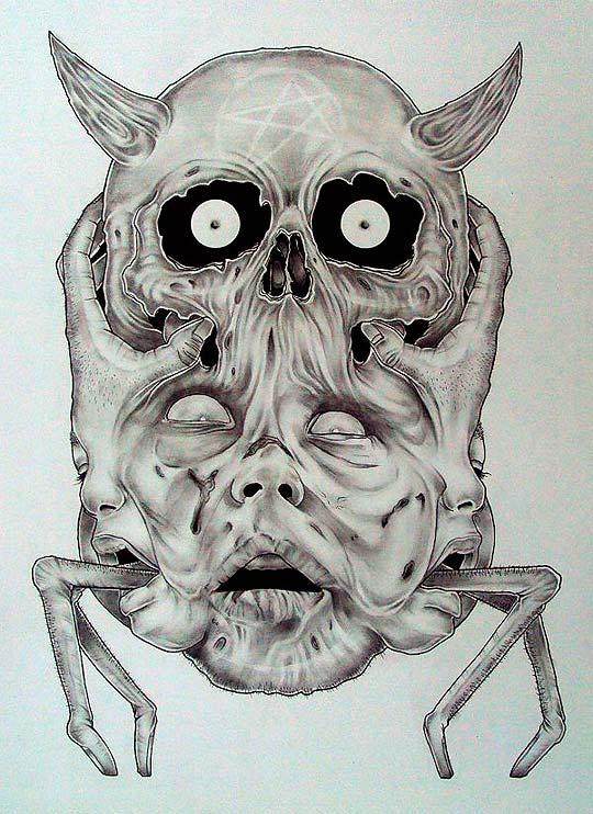 ilustraciones de Halloween