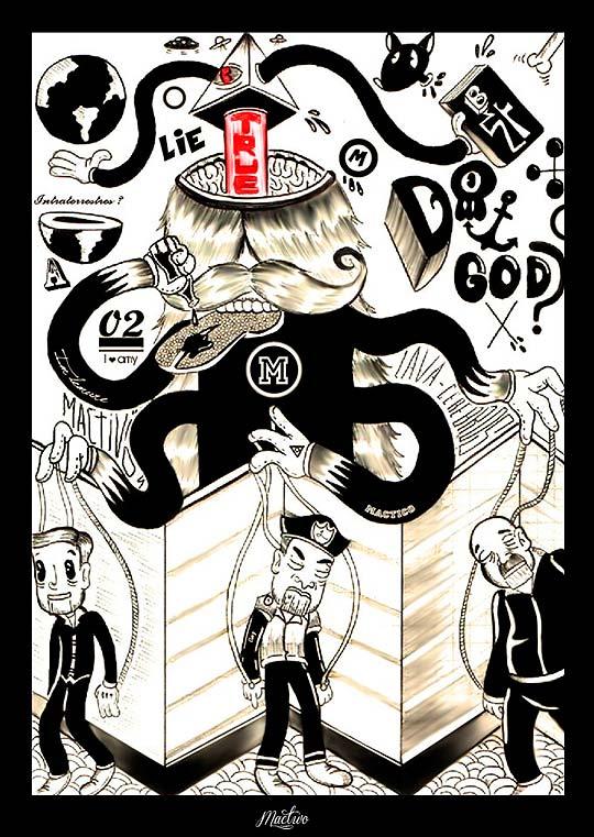 Ilustración de Mactivo