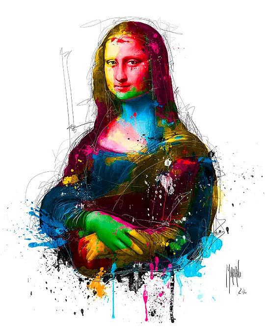 Pintura de PATRICE MURCIANO