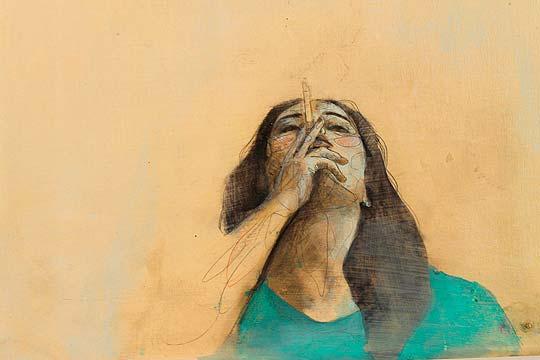 Pintura de PAULINA ESCOBAR AGUIRRE