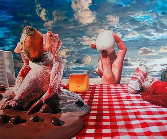 Pintura de TILL RABUS