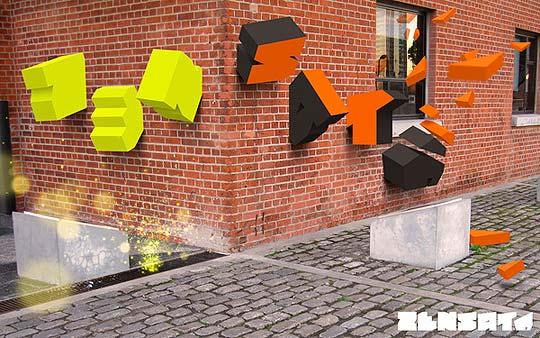 Animación, 3D, motion graphics y más de ZENSATO