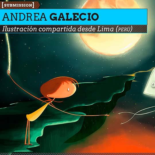Ilustración de ANDREA GALECIO Aka Andreaga