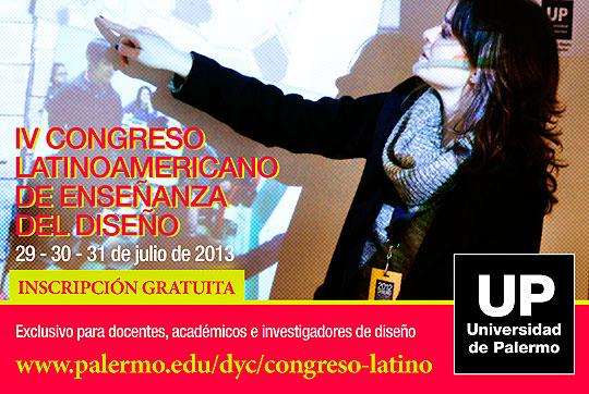 Congreso Latinoamericano De Enseñanza Del Diseño.