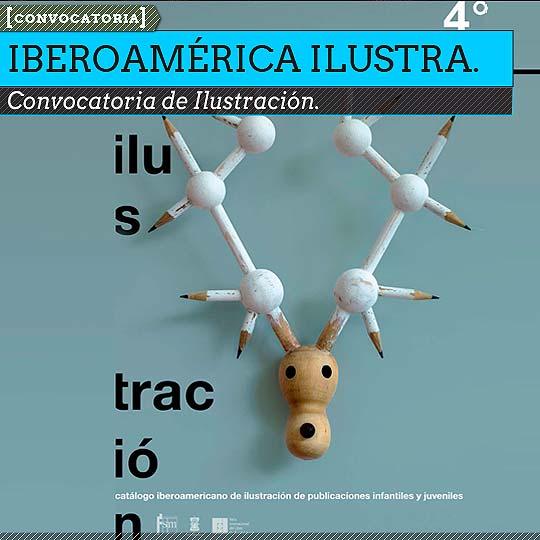 Convocatoria de Ilustración. IBEROAMÉRICA ILUSTRA.
